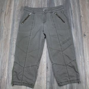 Columbia Outdoor cropped pants Camping wear